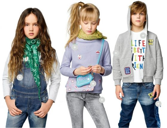 Benetton kids primavera estate 2017