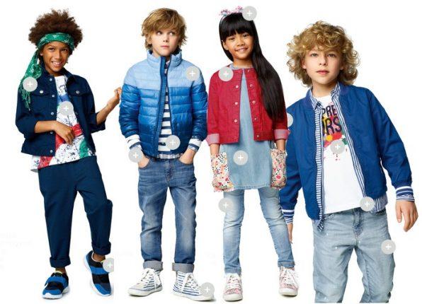 Benetton primavera estate 2017 collezione bambini moda for Benetton catalogo 2017