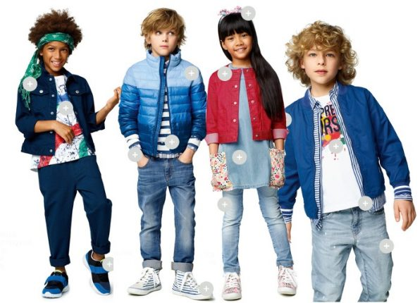 Benetton pe 2017 bambini