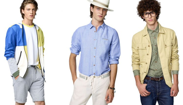 Benetton primavera estate 2017 catalogo uomo
