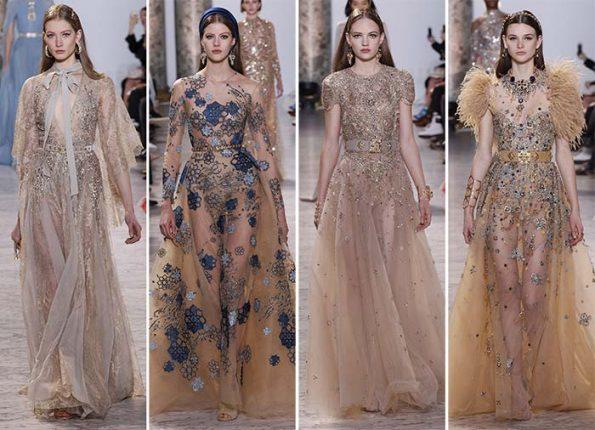 Elie Saab moda 2017