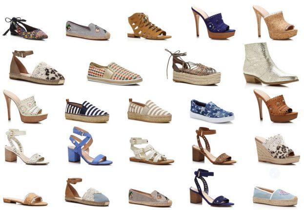 Guess scarpe primavera estate 2017