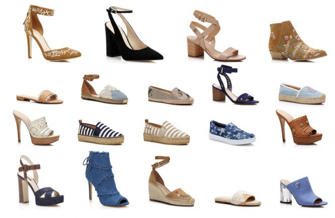 Scarpe Guess estate 2017