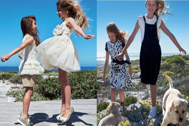 Twin Set bambina vestiti primavera estate 2017