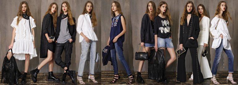 Twin Set primavera estate 2017 abbigliamento