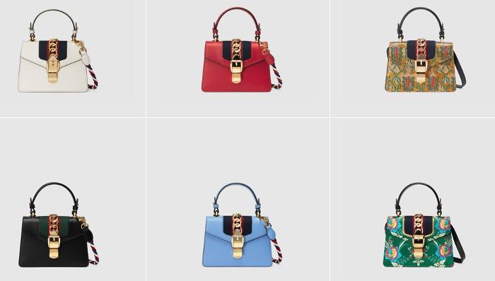 Gucci borse collezione primavera estste 2017