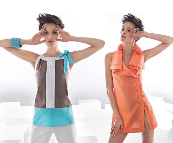 Nara Camice collezione donna primavera estate 2013