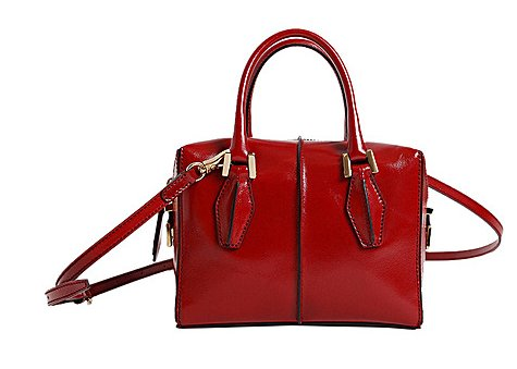 Tod's tracolla rossa
