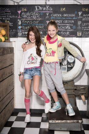 Abbigliamento bambini Artigli Girl primavera estate 2013