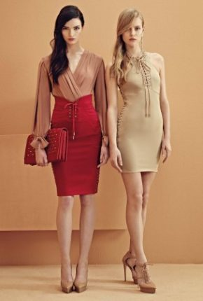 Abbigliamento elegante Elisabetta Franchi primavera estate