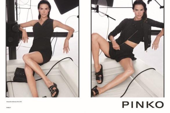 Abbigliamento Pinko primavera estate 2014