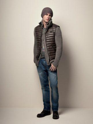 Abbigliamento uomo Liu Jo autunno inverno 2013 2014