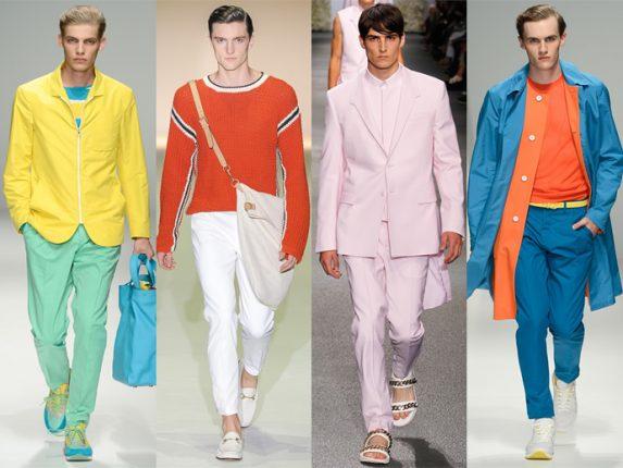 Abbigliamento Uomo Primavera-Estate