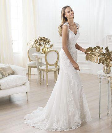 Abito da sposa Pronovias mod Laren