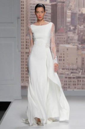 Abito da sposa Rosa Clarà 2015