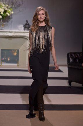 Abito elegante H & M autunno inverno 2013 2014
