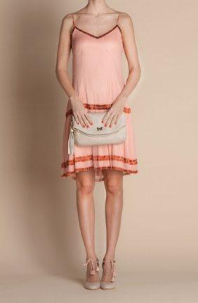 Abito rosa Fix Design primavera estate