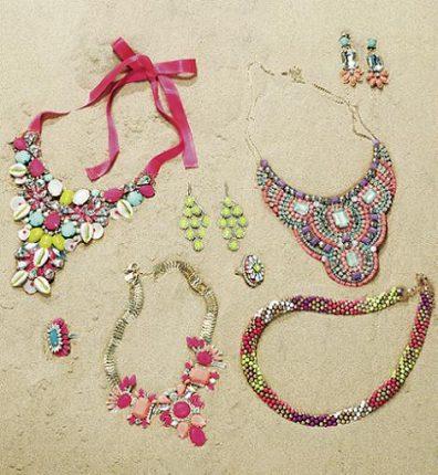 Accessorize bijoux primavera estate