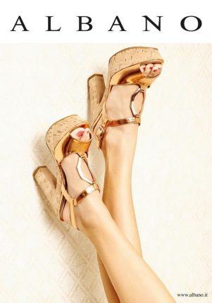 Albano scarpe primavera estate 2013