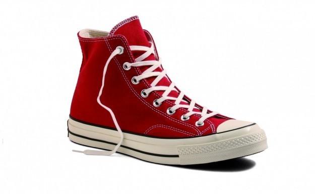 All sta rosse Converse scarpe autunno inverno 201