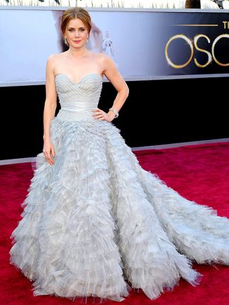 Amy Adams abito oscar 2013