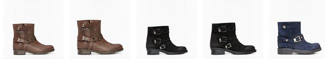 Ancle boots Twin Set scarpe autunno inverno 2015