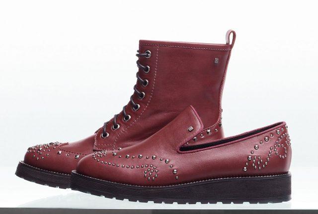 Anfibi e ballerine Liu Jo scarpe autunno inverno 2015
