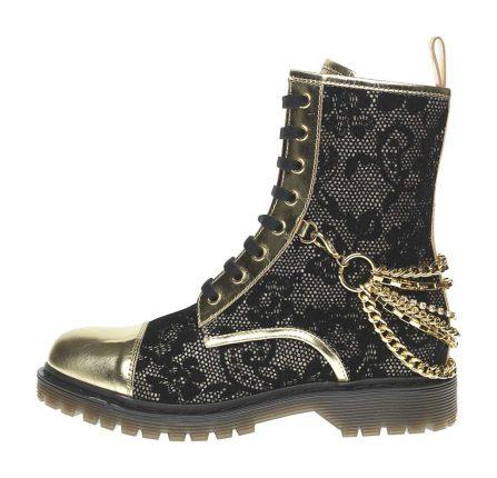 Anfibi Fornarina scarpe autunno inverno 2015