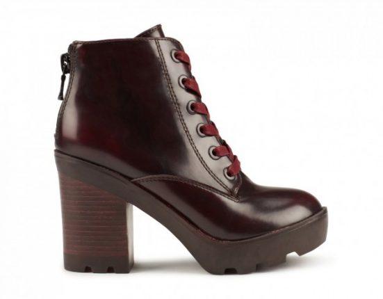 Anfibi in pelle Aldo scarpe autunno inverno 2015
