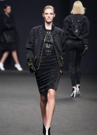 Angelo Marani collezione autunno inverno 2013 2014 giaccone