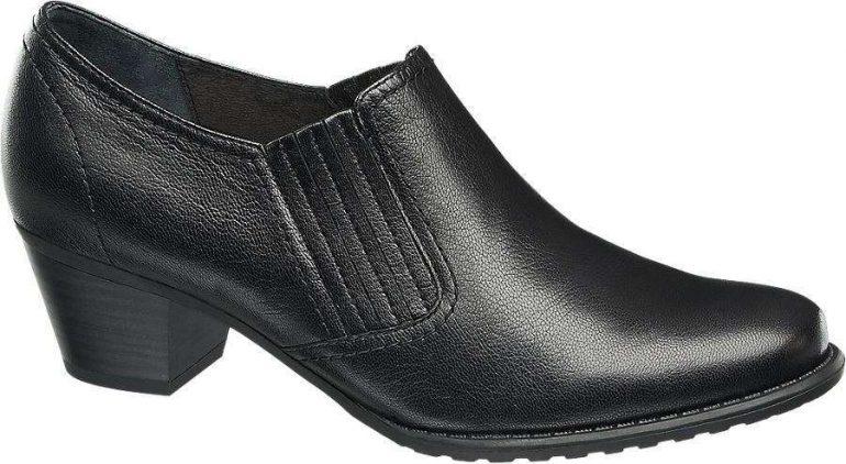 Ankle boot con tacco medio Deichmann autunno inverno 2017