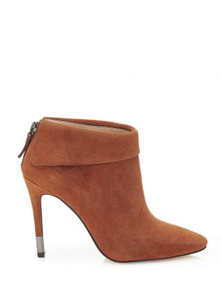 Ankle boot in pelle Guess autunno inverno 2017
