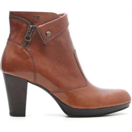Ankle boot in pelle Nero Giardini autunno inverno 2017