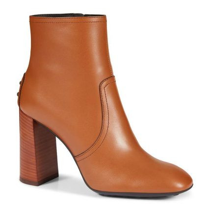 Ankle boot in pelle Tod's autunno inverno 2017
