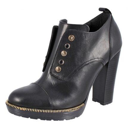 Ankle boot in vitello Cinti scarpe autunno inverno 2015