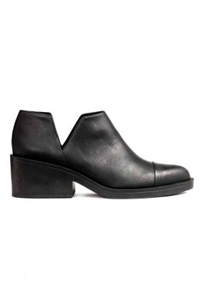 Ankle boot neri H&M autunno inverno 2017.