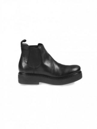 Ankle boot neri Janet & Janet scarpe autunno inverno 2015
