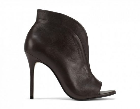 Ankle boot open-toe Aldo scarpe autunno inverno 2015