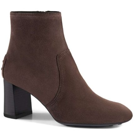 Ankle boot Tod's autunno inverno 2017 in suede