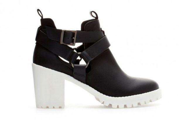 Ankle boot Zara autunno inverno 2013 2014