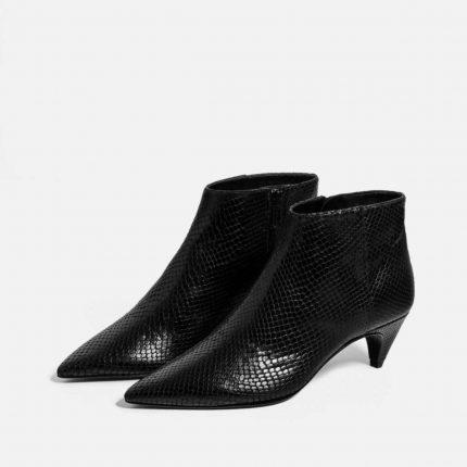 Ankle boot Zara autunno inverno 2017