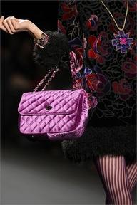 Anna Sui handbags fall winter 2013 2014