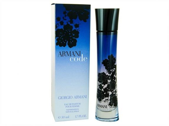 Armani Code for men profumo Armani