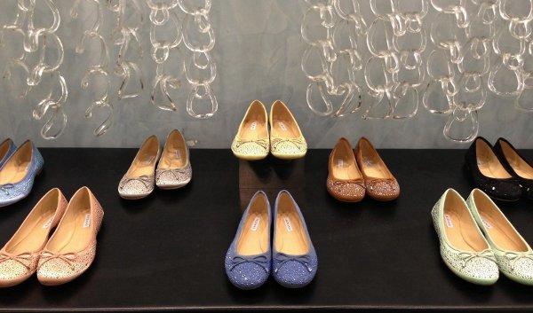 Ballerine Albano scarpe primavera estate 2013