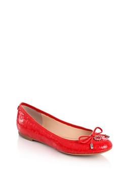 Ballerine con fiocco Guess scarpe autunno inverno 2015