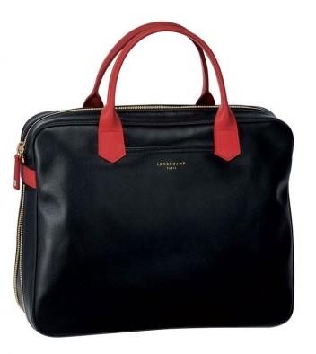 Bauletto bicolor Longchamp