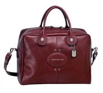 Bauletto bordeaux Longchamp
