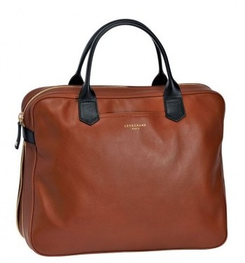 Bauletto marrone Longchamp