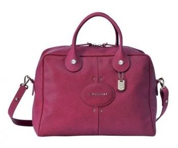 Bauletto rosa Longchamp