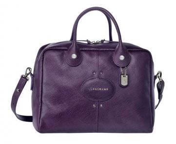 Bauletto viola Longchamp